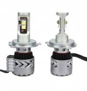 Zax ������������ ����� Zax Led Headlight Cree G8 H4 6000Lm