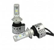 Zax ������������ ����� Zax Led Headlight Cree G8 H7 6000Lm