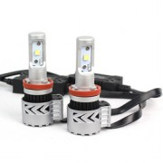 Zax ������������ ����� Zax Led Headlight Cree G8 H11 6000Lm