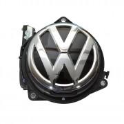 Prime-X Камера заднего вида Prime-X TR-05 для Volkswagen Golf V, VI, Passat B6 4D, B7 4D, CC (в значок)
