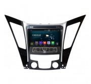 Штатная магнитола Incar KD-8027 для Hyundai Sonata 2011+ на базе OS Android 4.4.4