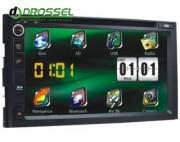 Штатная магнитола Cyclon RS Nissan Universal для Note, X-Trail, Tiida, Micra, Qashqai, Juke
