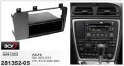 ACV ���������� ����� ACV 281352-05 ��� Volvo S60 2005-2010, V70 2005-2007, XC70 2005-2007, 2DIN / 1 DIN