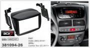 ACV ���������� ����� ACV 381094-26 ��� Opel Combo Tour (D) 2011+ / Fiat Doblo (263) 2010+, 2DIN