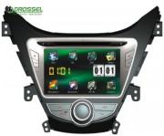 Штатная магнитола Cyclon RS для Hyundai Elantra MD (2011 - ) 8`