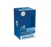 Ксеноновая лампа Philips Xenon WhiteVision gen2 D2S 85122WHV2C1 35W 5000K