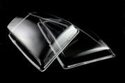 Прозрачные акриловые стекла для фар Volkswagen Transporter T4 (косые)