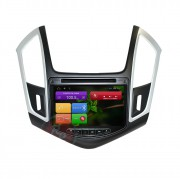 Штатная магнитола RedPower 21052B для Chevrolet Cruze 2012+ (рестайлинг) на базе OS Android 4.4.2