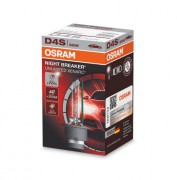 Ксеноновая лампа Osram D4S Xenarc Night Breaker Unlimited 66440XNB