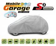 Тент для автомобиля Kegel Mobile Garage S3 Hatchback (серый цвет)