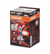 Osram Лампа галогенная Osram Night Breaker Laser 64210 NBL +130% (H7)