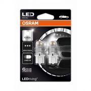 Комплект светодиодов Osram LEDriving Premium 7905CW-02B / 7905R-02B / 7905YE-02B (W21W)