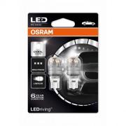Комплект светодиодов Osram LEDriving Premium 9213CW-02B / 9213R-02B (T15 / W16W)