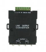 Преобразователь высокоуровневого сигнала Connects2 CTLOCA45H