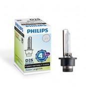 Ксеноновая лампа Philips Xenon LongerLife D2S 85122SYC1 35W 4300K