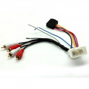 Адаптер для подключения штатного усилителя Connects2 CT51-TY02 (Toyota Prado 120, Prado 150, Land Cruiser 200 / Lexus IS)