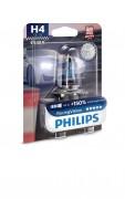 Лампа галогенная Philips Racing Vision 12342RVB1 +150% (H4)