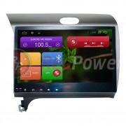 Штатная магнитола RedPower 21032B для Kia Cerato 2013+ на базе OS Android 4.4.2