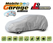 Тент для автомобиля Kegel Mobile Garage L1 Hatchback (серый цвет)