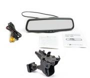 Phantom Штатное зеркало заднего вида с монитором Phantom RMS-430-22 для Audi