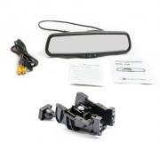 Phantom Штатное зеркало заднего вида с монитором Phantom RMS-430-31 для Jaguar, Land Rover, Range Rover