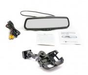Phantom Штатное зеркало заднего вида с монитором Phantom RMS-430-40 для Porsche, Volkswagen
