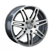 Диски Replay A25 (для Audi) черные матовые полированные