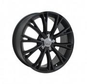 Диски Replica A556 (для Audi) черные с дымкой