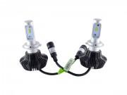 Zax Светодиодная лампа Zax Led Headlight Cree G7 H7 4000Lm