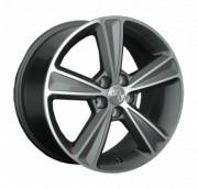 Диски Replay GN24 (для Chevrolet) черные матовые полированные