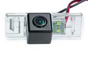 Fighter Камера заднего вида Fighter CS-CCD+FM-72 для Citroen C-Elysee / Peugeot 408, 508, 301, 3008
