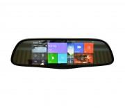 Prime-X Штатное зеркало заднего вида Prime-X 107 с монитором, видеорегистратором, Wi-Fi, Bluetooth на базе OS Android 4.4.2