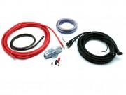 Комплект проводов Connects2 PRO-EIGHT для подключения усилителя до 720 Вт