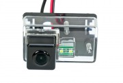 Fighter Камера заднего вида Fighter CS-HCCD+FM-73 для Peugeot 206 1998+, 207 2006-2012, 307 2001-2008, 307SW