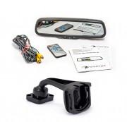 Phantom Штатное зеркало заднего вида с монитором и видеорегистратором Phantom RMS-430 DVR Full HD-07