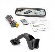 Phantom Штатное зеркало заднего вида с монитором и видеорегистратором Phantom RMS-430 DVR Full HD-14