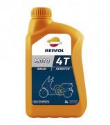 Моторное масло для скутеров Repsol Moto Scooter 4T 5W-40