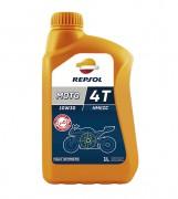 Мотоциклетное моторное масло Repsol Moto HMEOC 4T 10W-30