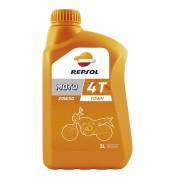 Мотоциклетное моторное масло Repsol Moto Town 4T 20W-50
