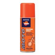 Силиконовый спрей Repsol Moto Silicone Spray (аэрозоль 400ml)
