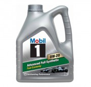 Моторное масло Mobil 1 0W-20 Advanced Fuel Economy