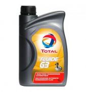 Трансмиссионное масло для АКПП и ГУР Total Fluide G3