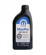Оригинальное моторное масло Chrysler Mopar MaxPro 5W-30 (68218920AB)