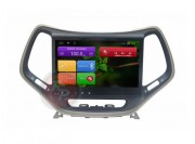 RedPower Штатная магнитола RedPower 21215B для Jeep Grand Cherokee IV WK2 2013+ (рестайлинг) Android 4.4.2