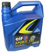 Моторное масло ELF Sporti TXI 10W40