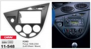 Переходная рамка Carav 11-548 для Ford Focus 1998-2004, 2DIN