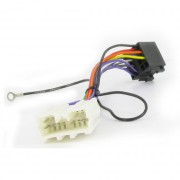 Переходник / адаптер ISO Connects2 CT20MT02 для Mitsubishi Eclipse, Colt, Lancer, L200, Pajero 1996-2013, Carisma 1995-2013