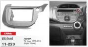 Переходная рамка Carav 11-220 для Honda Fit, Jazz 2008-2013, 2 DIN