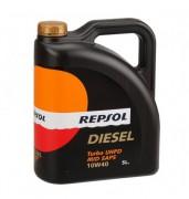 Моторное масло Repsol Diesel Turbo UHPD Mid Saps 10W-40