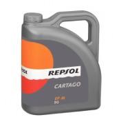 Минеральное трансмиссионное масло Repsol Cartago EPM 90 GL-4